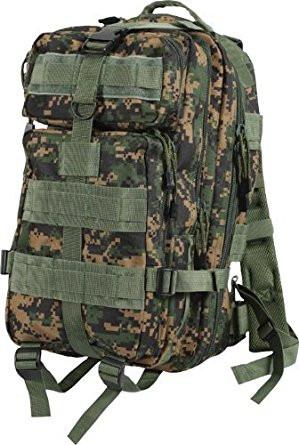 Xưởng gia công balo quân đội - mẫu 05