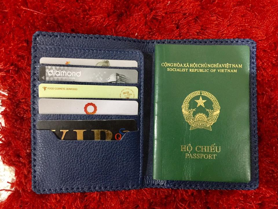 sản xuất ví đựng passport 01