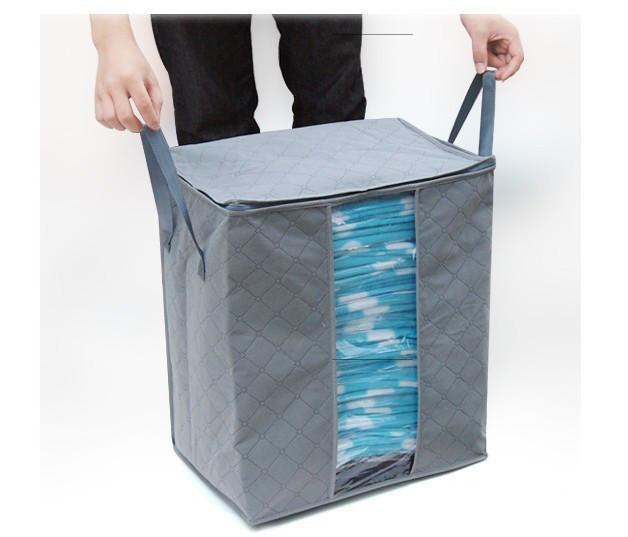 xưởng sản xuất túi đựng chăn mền - mẫu 02