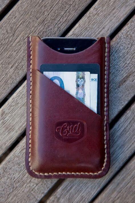 một số mẫu bao da điện thoại đẹp được sản xuất tại các cơ sở - mẫu 11