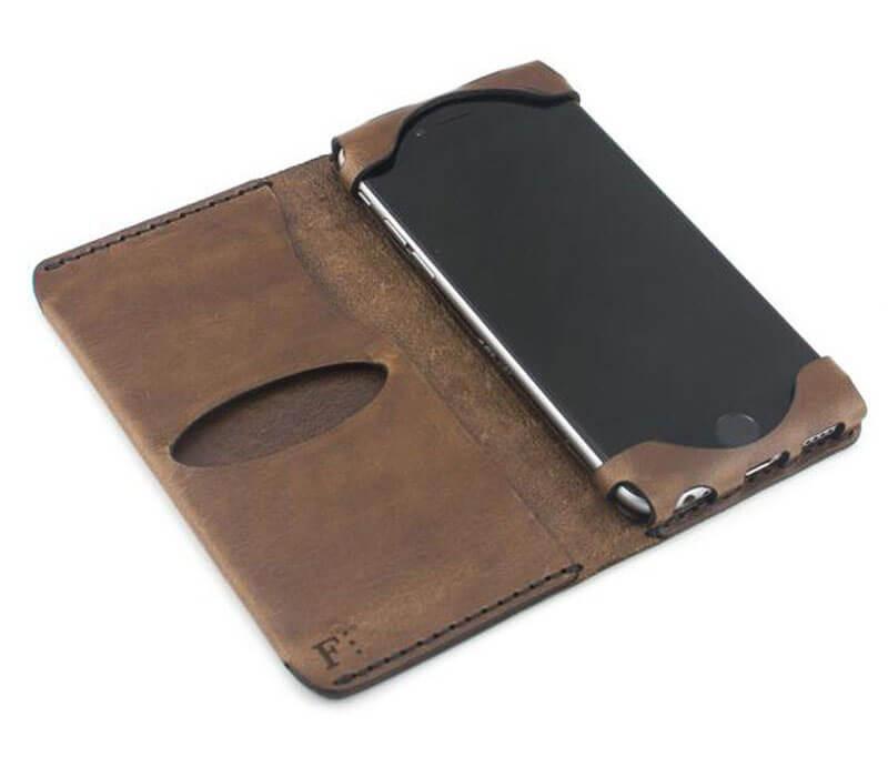 một số mẫu bao da điện thoại đẹp được sản xuất tại các cơ sở - mẫu 03