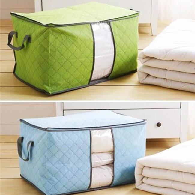 xưởng sản xuất túi đựng chăn mền - mẫu 11
