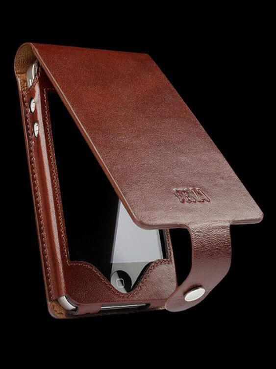 một số mẫu bao da điện thoại đẹp được sản xuất tại các cơ sở - mẫu 12