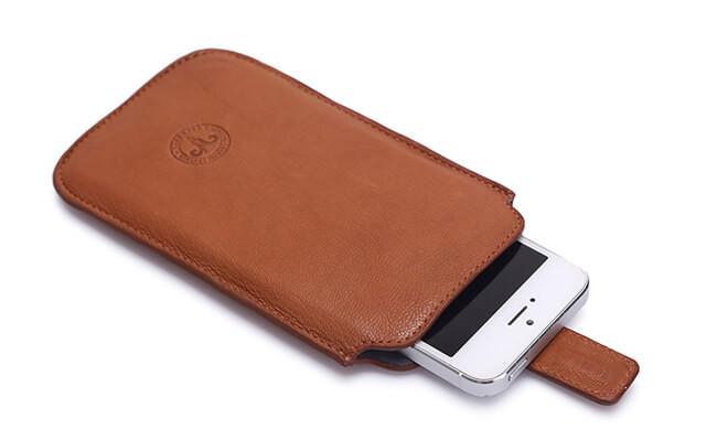 một số mẫu bao da điện thoại đẹp được sản xuất tại các cơ sở - mẫu 07