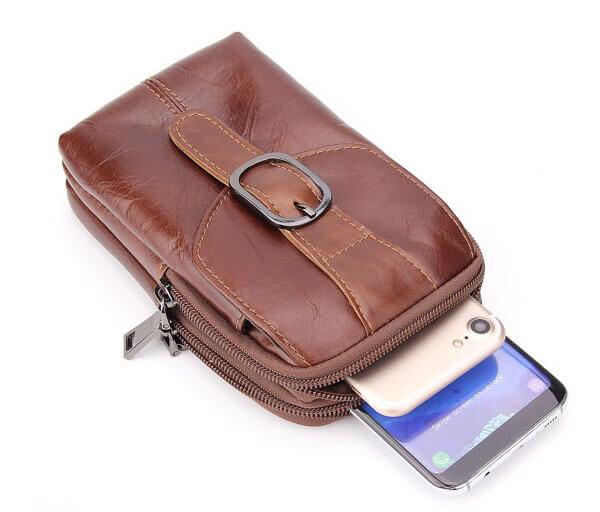 một số mẫu bao da điện thoại đẹp được sản xuất tại các cơ sở - mẫu 01
