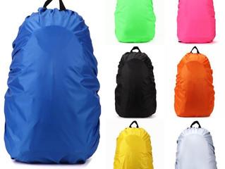 Bảo vệ balo đi mưa với các loại áo mưa balo phổ biến hiện nay