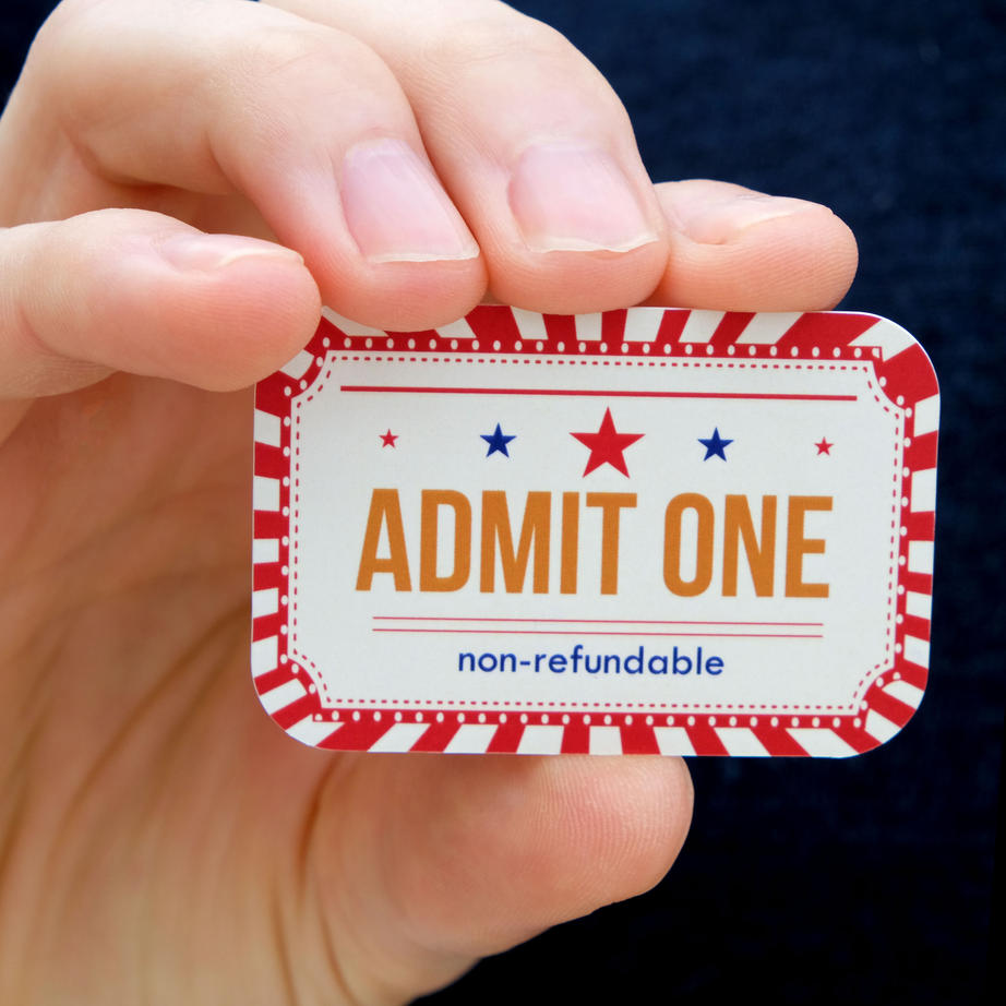 Small tickets