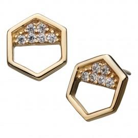 14kt-gold-threadless-hexagon-shape-with-