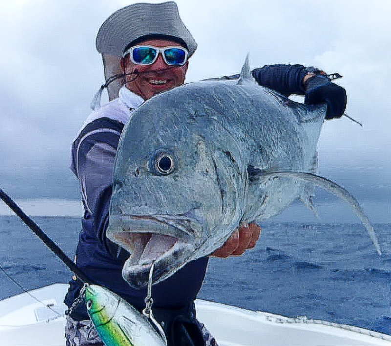 GT on Twitch Bait: Seychelles