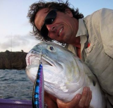 Jack Crevalle-School Bully 24 April