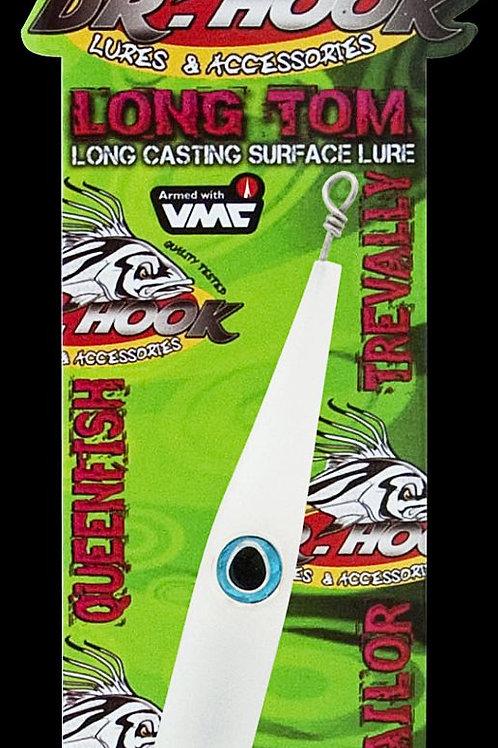Long Tom: 30 grams HDPE surface lure