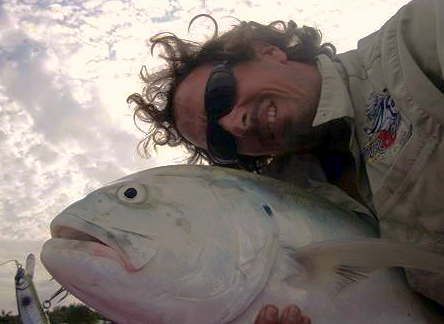 Jack Crevalle:School Bully, Antigua