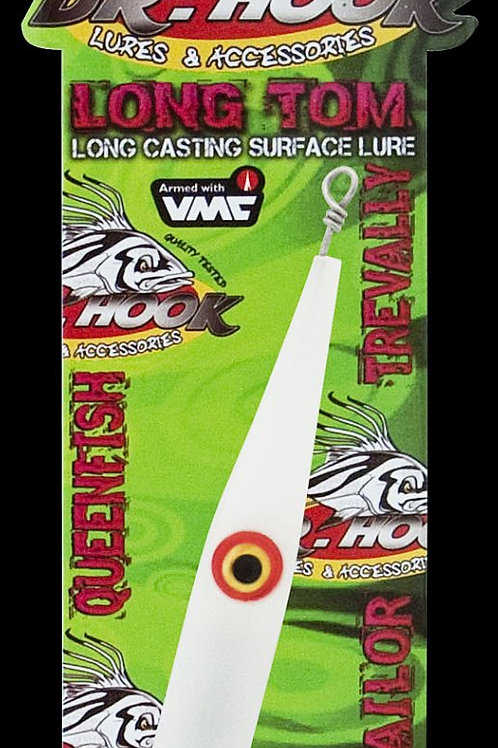 Long Tom: 45 grams HDPE surface lure