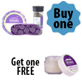 FREE Lip Balm with selected Lavender in Lavender Hill Products