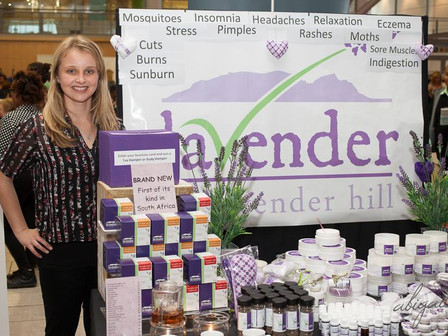 Meet the maker: Lavender in Lavender Hill