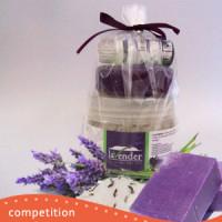 Win: Lavender Bath Pack Hamper