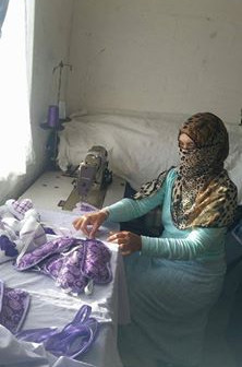 Meet the ladies behind the Lavender in Lavender Hill Products: Part 3 Shamielah