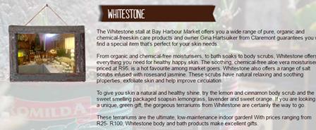 Get Lavender at the Hout Bay Harbour Market