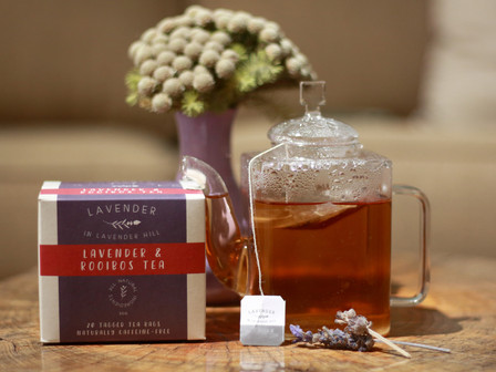 Love these teas - a review