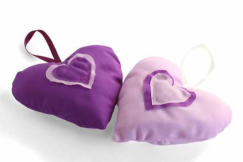 Lavender Scented Heart -  R45