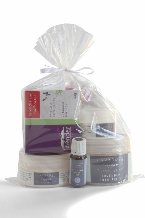 Lavender Relaxation Pack - R440 Save R8