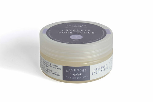 Lavender Body Scrub 125ml - R90
