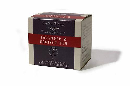 Lavender Rooibos Tea - R80