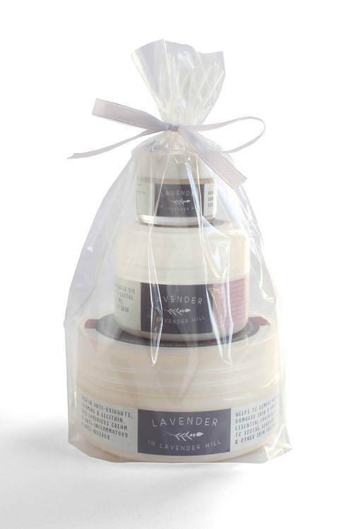 Lavender Mini Pack - R225 Save R5