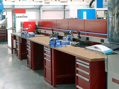 Bespoke work benches