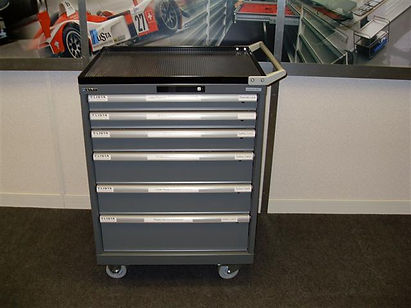 Lista mobile cabinet