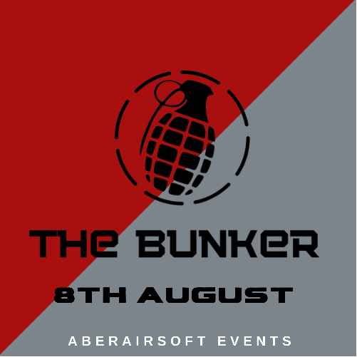 The Bunker  8th August  - Game Deposit