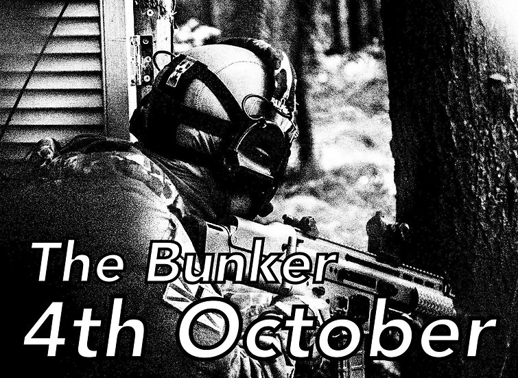 The Bunker - Game day deposit