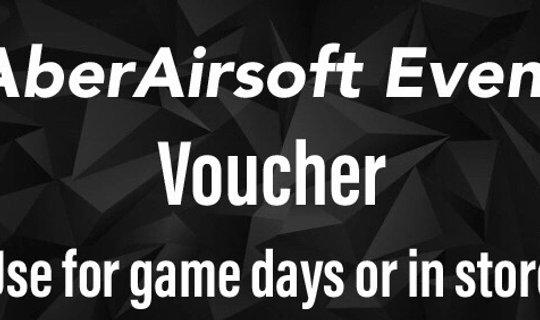 AberAirsoft Events Voucher