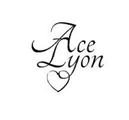 Logo, Ace Lyon with a dangling hert