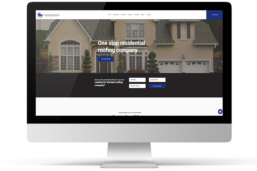 St. Louis Residential Roofing