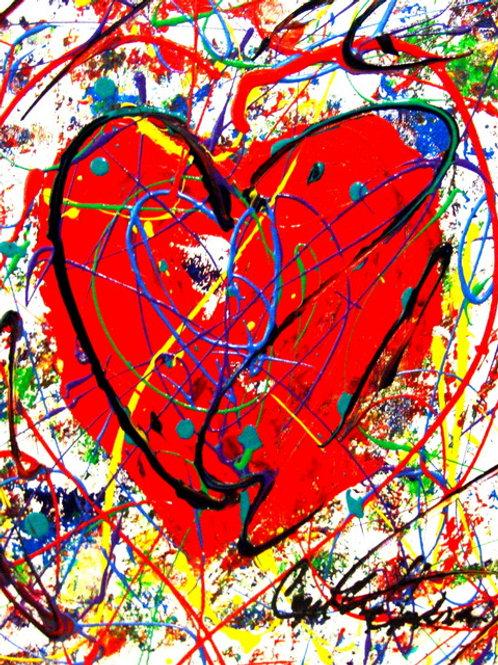 LOVE IS MESTY