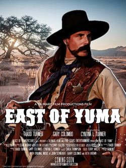 EAST OF YUMA Movie Poster no actors