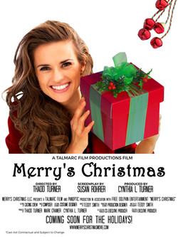 Merry Christmas  Movie Poster no cast