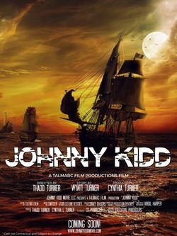 Johhny Kidd Movie Poster