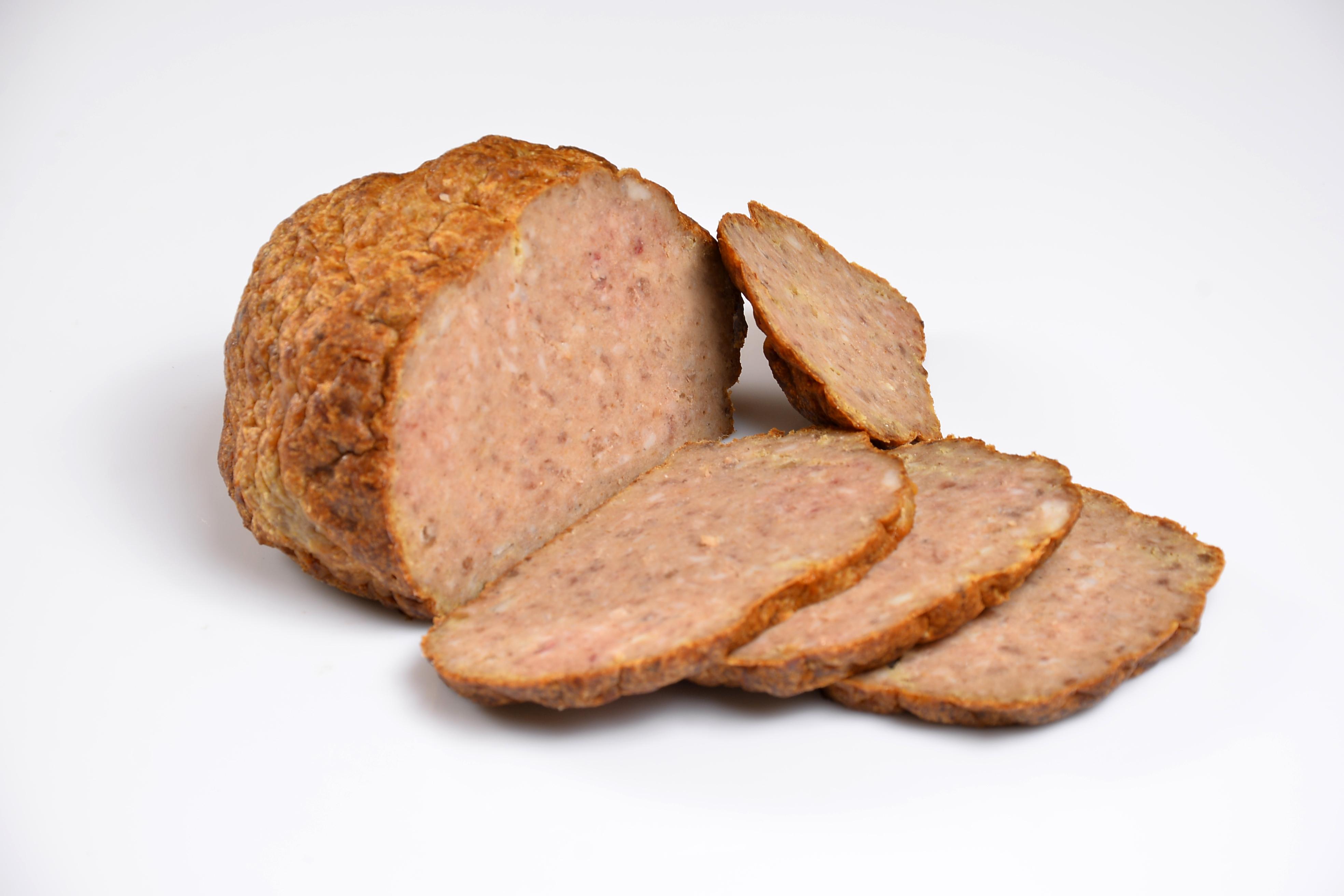 Хлібець м'ясний Делікатесний