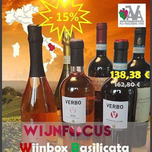Wijnfocus Promobox Basilicata