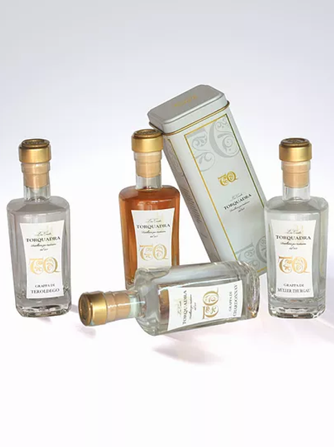 Grappa Barricata - 100 ml