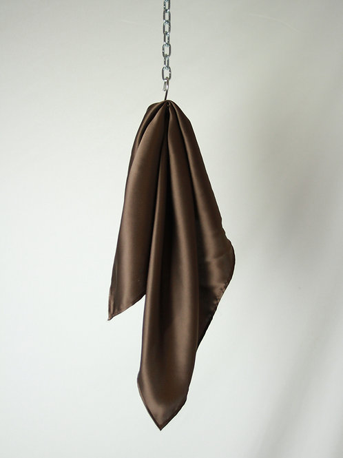 the silk scarf