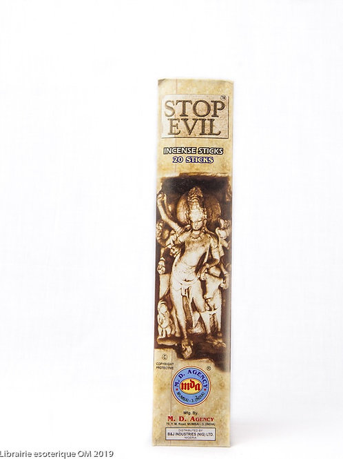 Encens Stop Evil