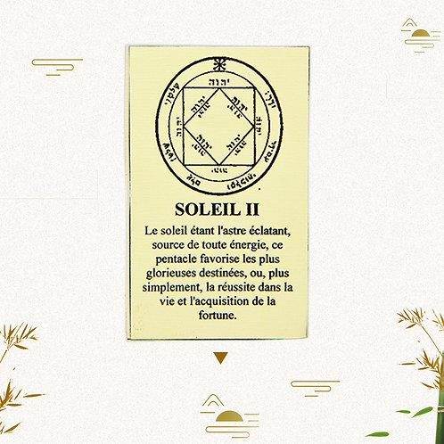 Pentacle Soleil 2