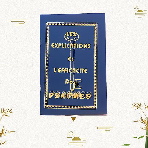 Explication et efficacité des Psaumes