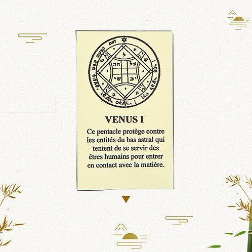 Pentacle Venus 1