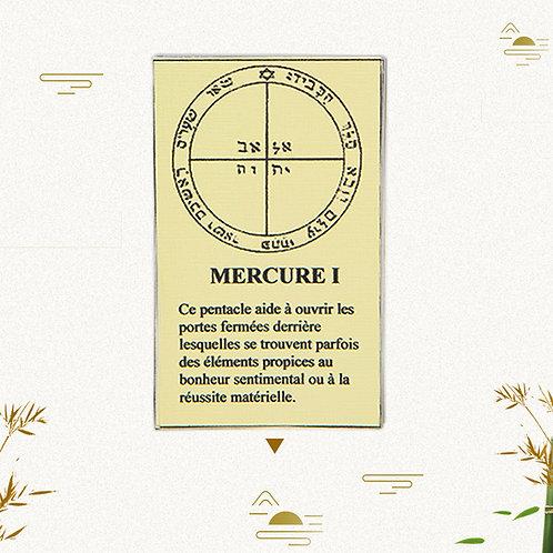 Pentacle Mercure 1