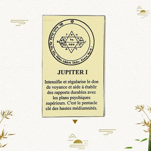 Pentacle Jupiter 1