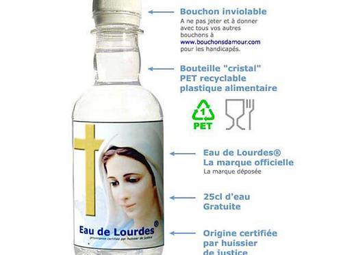 Eau de Lourdes